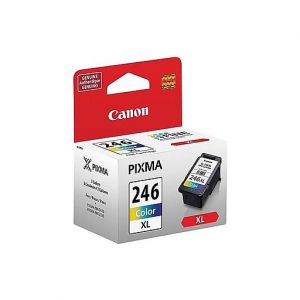 Canon CL-246XL High Yield Color Ink Cartridge, 8280B001