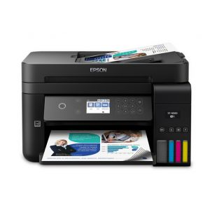 EPSON WorkForce ST-3000 EcoTank Color MFP Supertank Printer,ST3000, C11CG20202