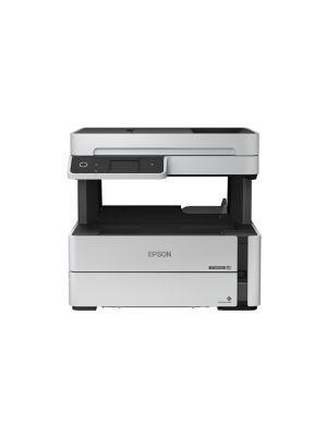 EPSON WorkForce ST-M3000 Monochrome MFP Supertank Printer, C11CG93201
